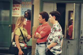 "Happy TGIF, you need to see this epic ""Boy Meets World"" cast reunion photo"