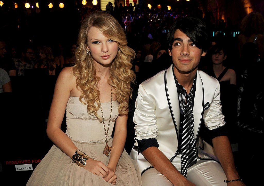 """You will cringe when you watch Joe Jonas play """"Marry, Shag, Kill"""" with his exes"""