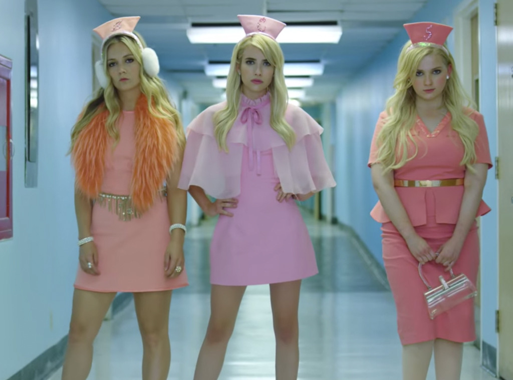 "The first ""Scream Queens"" Season 2 promo is here – and it's everything we could have asked for"