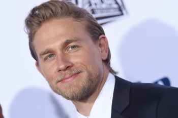 "We are drooling over shirtless Charlie Hunnam in the new ""King Arthur"" trailer"