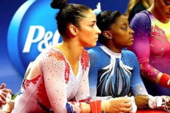 Simone Biles and Aly Raisman are already owning the Rio Olympics in this hilarious Instagram