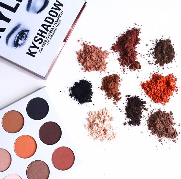 Kylie Jenner's eyeshadow palette sold out so fast it's RIDICULOUS