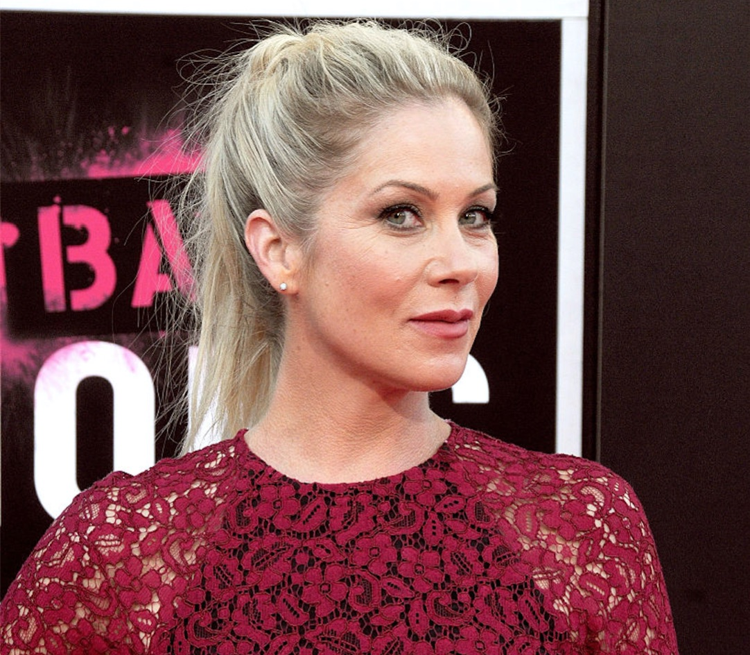 Christina Applegate Discovered The Key To Surviving