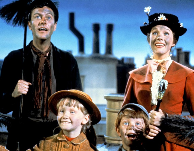 """Prepare to freak COMPLETELY out at this """"Mary Poppins"""" casting rumor"""