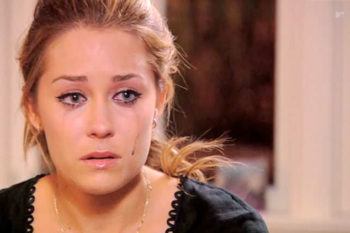 We FINALLY know the truth about Lauren Conrad's famous tear drop