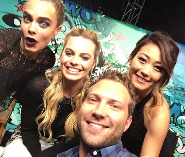 "The cast of ""Suicide Squad"" answered ALL our questions on Twitter"