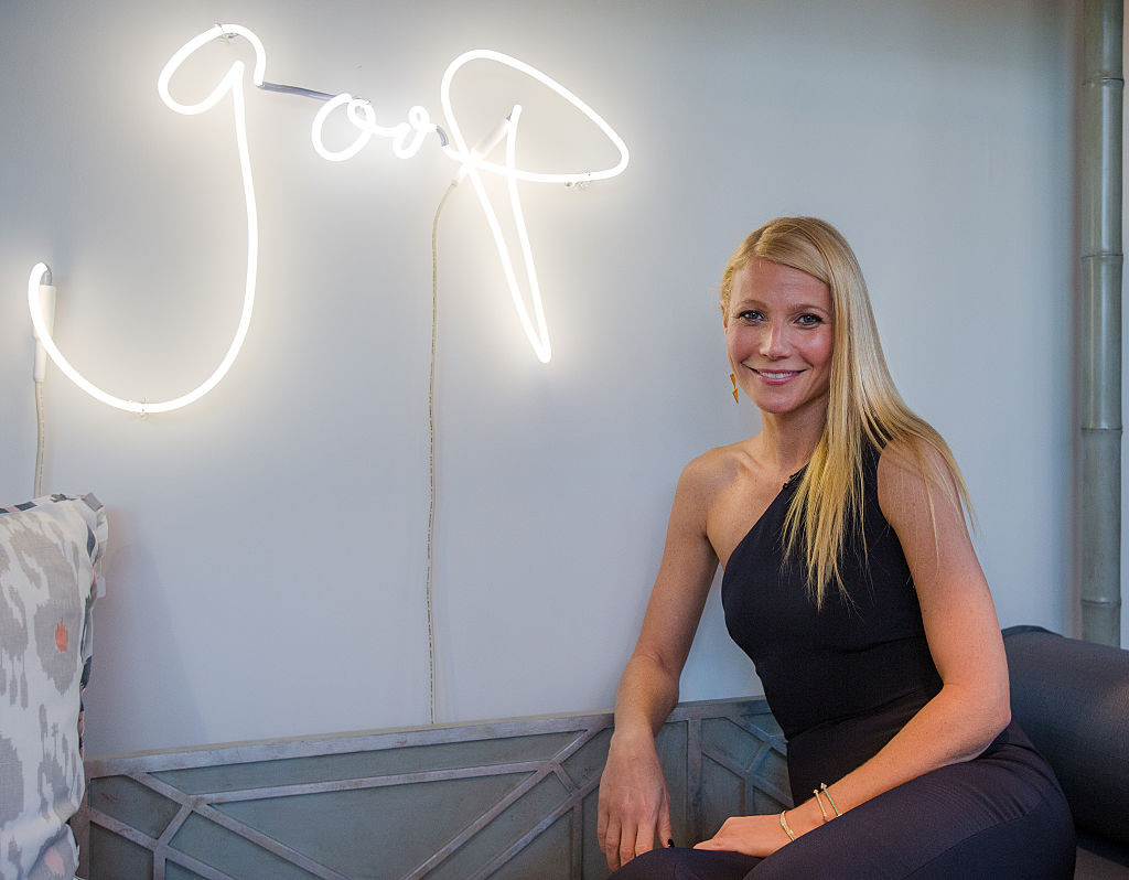 "Gwyneth Paltrow may ""consciously uncouple"" with her beloved lifestyle brand Goop"