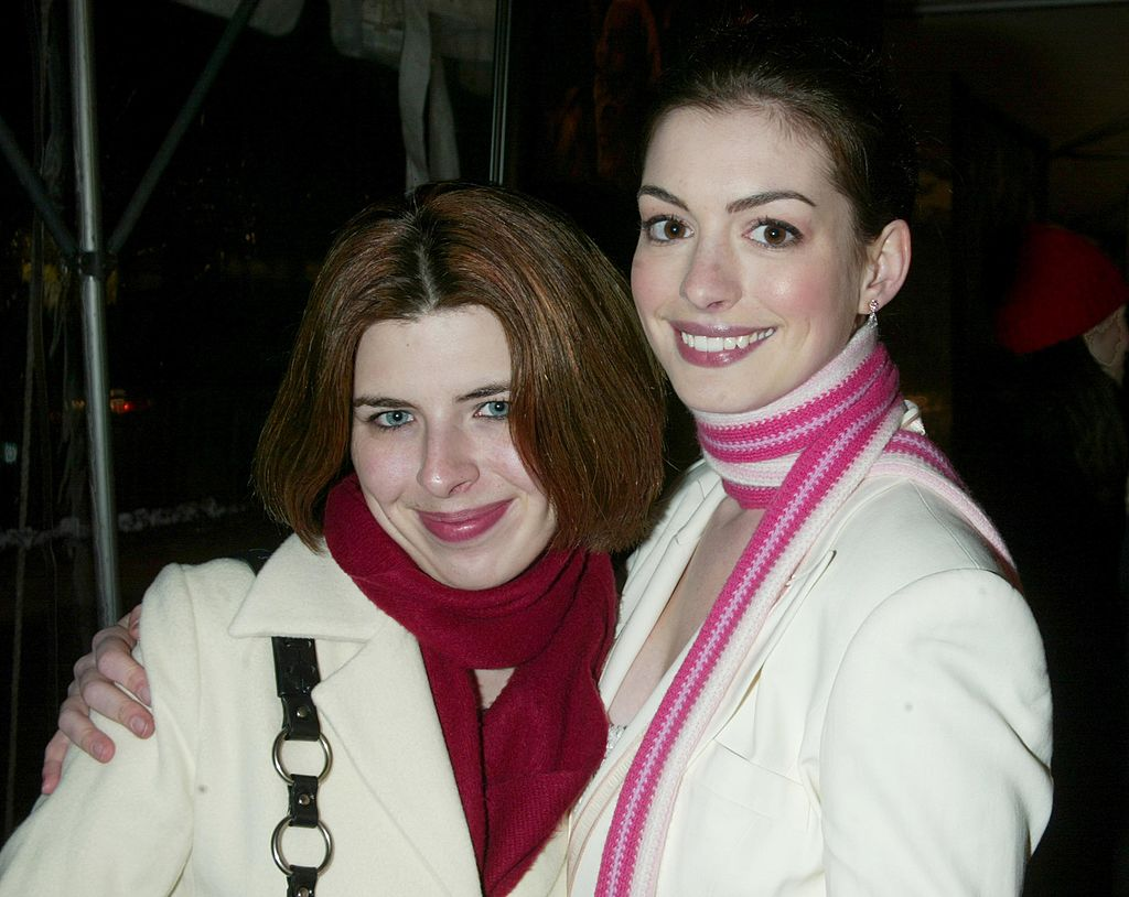 """Heather Matarazzo (aka Lily Moscovitz) talks about meeting Anne Hathaway the first time in """"Princess Diaries"""""""