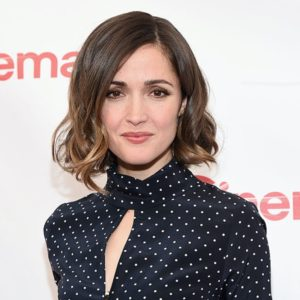 Rose Byrne says she started her production company thanks to this female star