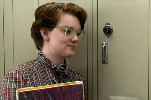 "Omigod Barb from ""Stranger Things"" is so indie-glam IRL"