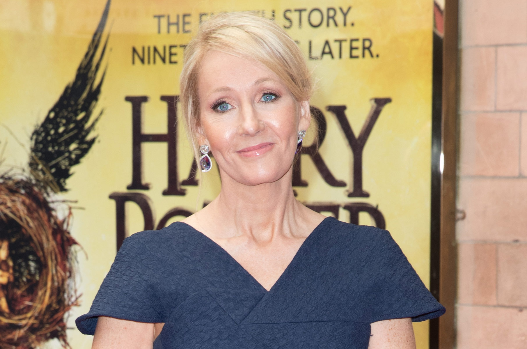 J. K. Rowling received a cake shaped like King's Cross station for her birthday and it's as awesome as it sounds