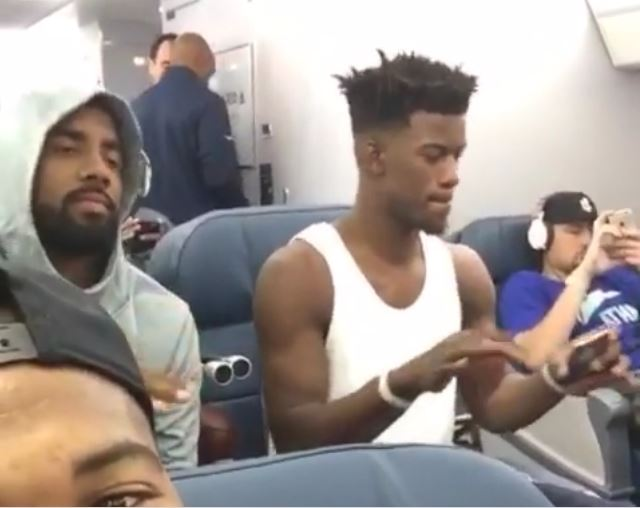 """The U.S. Men's Olympic basketball team belting """"A Thousand Miles"""" on their flight proves them to be your soulmates"""