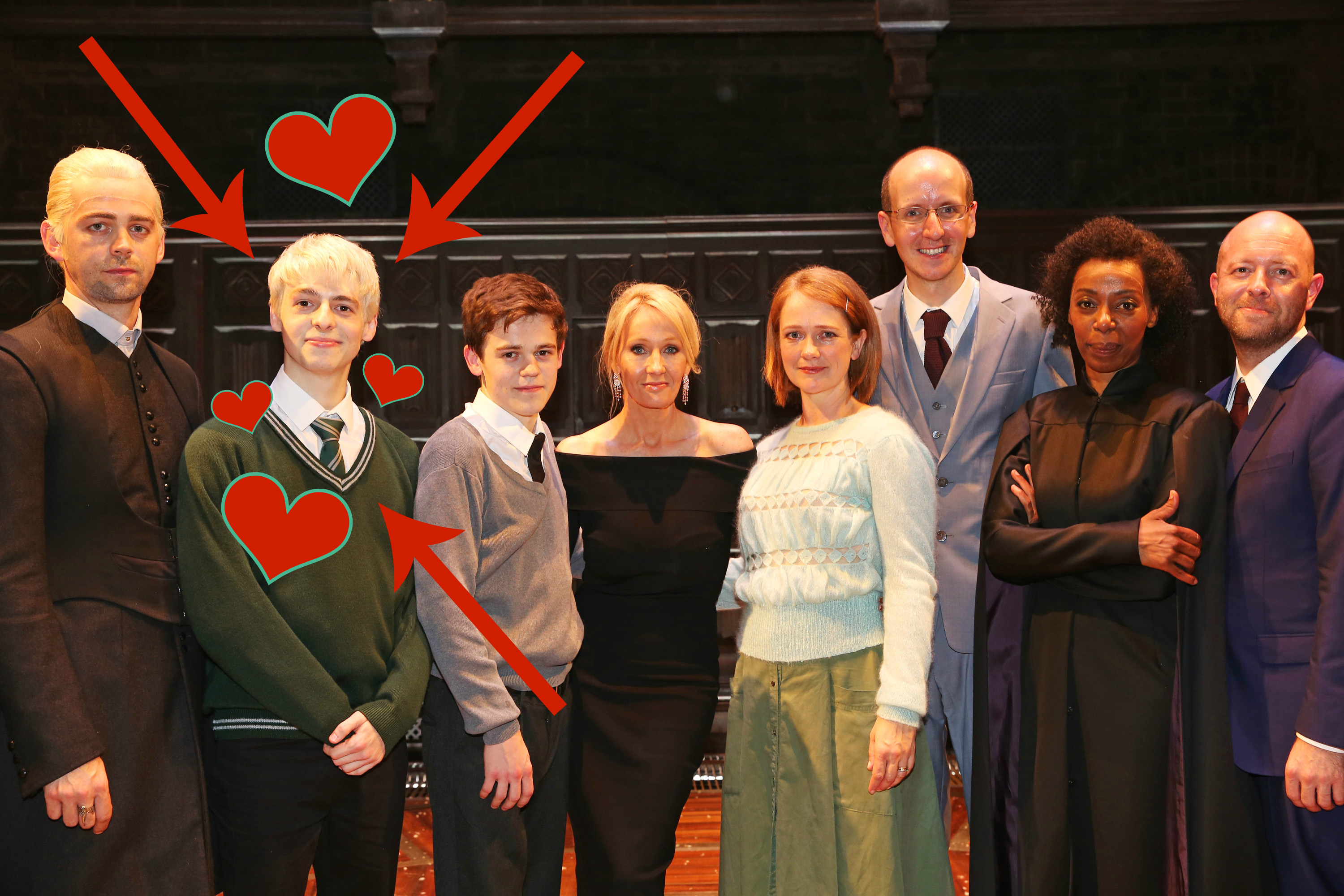 "19 people gushing over our new perfect and precious favorite ""Harry Potter"" character, Scorpius Malfoy"