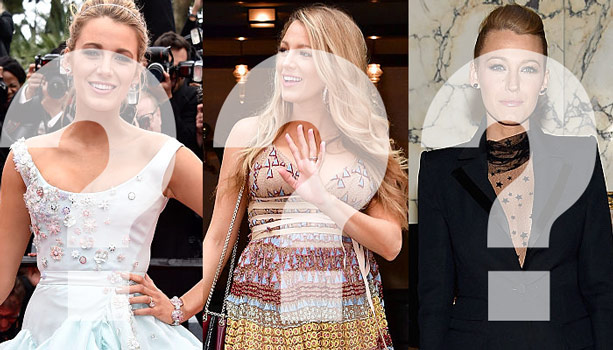 "This quiz will determine which Blake Lively ""look"" matches your personality"