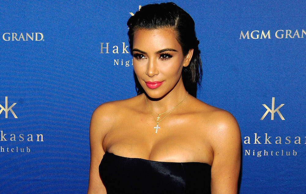 This old-school pic of Kim Kardashian shows just how much her style has transformed