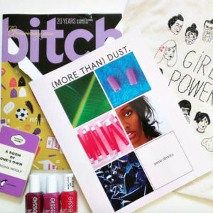 This #bookstagram is perfect for every feminist reader who likes a pretty feed