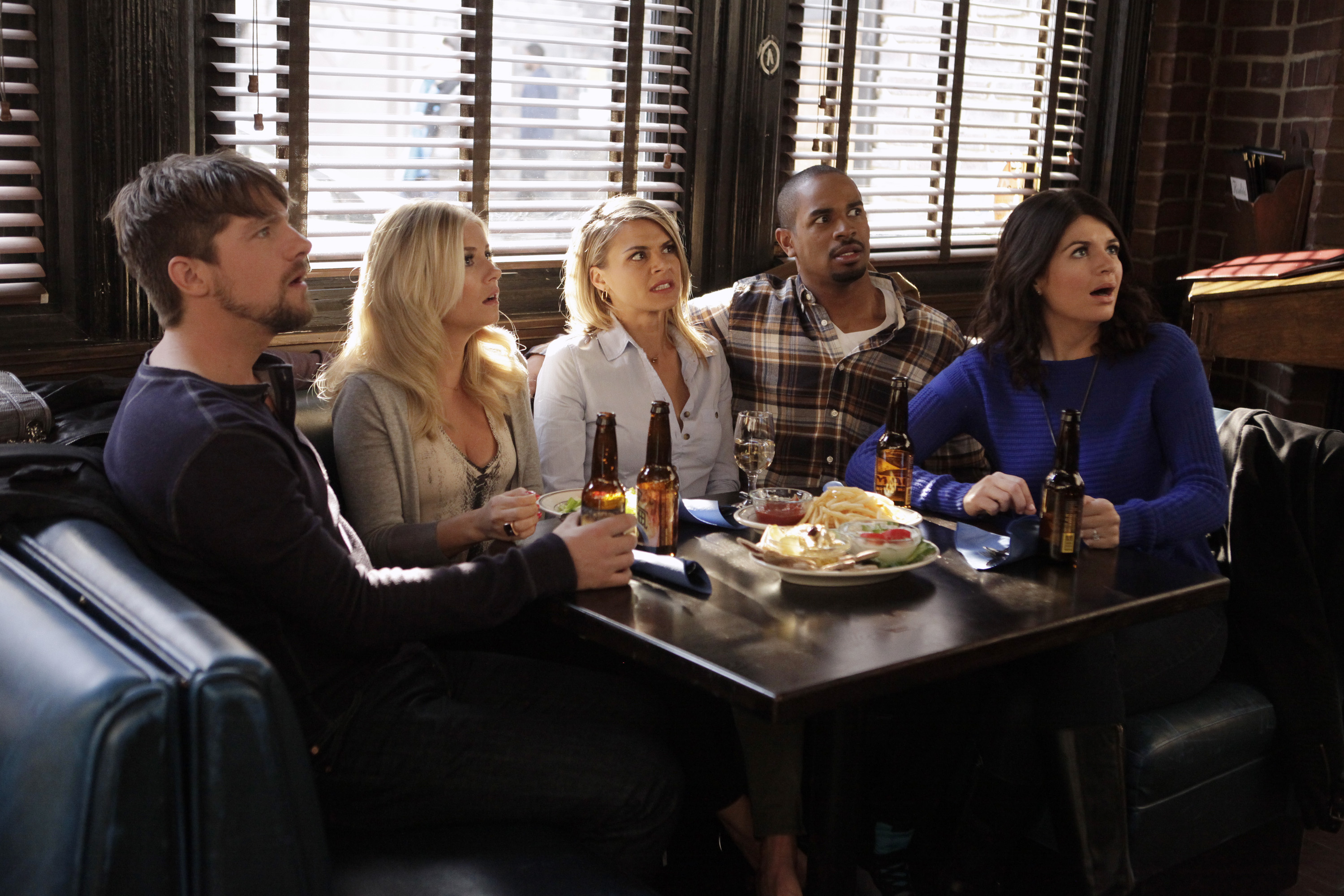 "Here's one more tiny sliver of hope that ""Happy Endings"" will return"