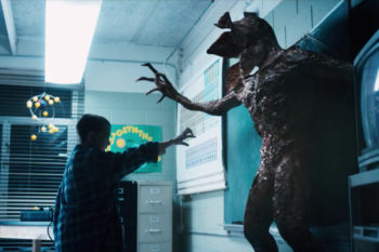 """Here's why the ~monster~ from """"Stranger Things"""" looked so familiar to you"""
