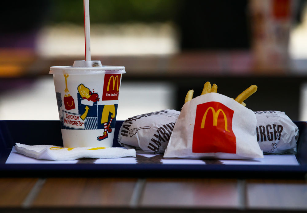What the what: McDonald's just majorly changed most of its menu