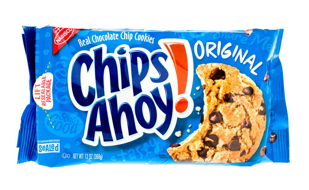 Chips Ahoy! just underwent a major makeover — and you're going to drool over it