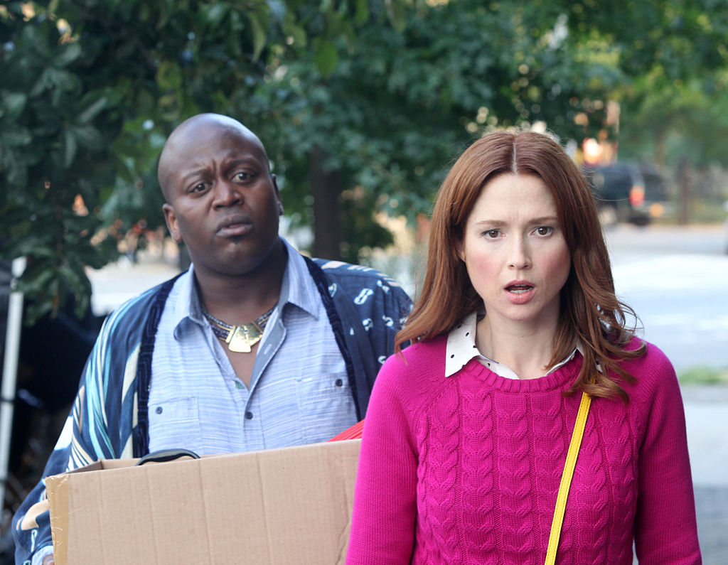 Oops! Tituss Burgess just revealed the sex of Ellie Kemper's newborn