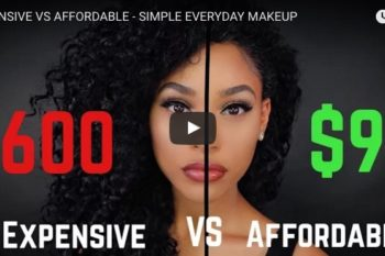 This beauty vlogger proved that there's no real difference between drugstore and high-end makeup