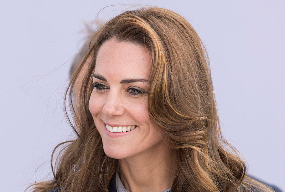 If you look at pics of Kate Middleton, you'll realize she wears this one accessory with EVERYTHING