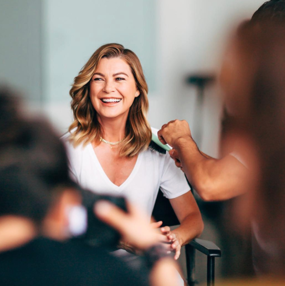 Ellen Pompeo just proved once again that she really is a perfect human