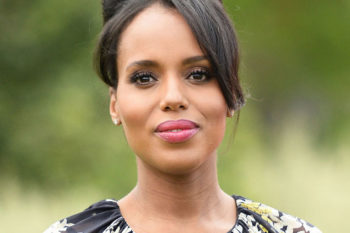 Kerry Washington released a feminist nail polish collection — and this is our #1 fave color