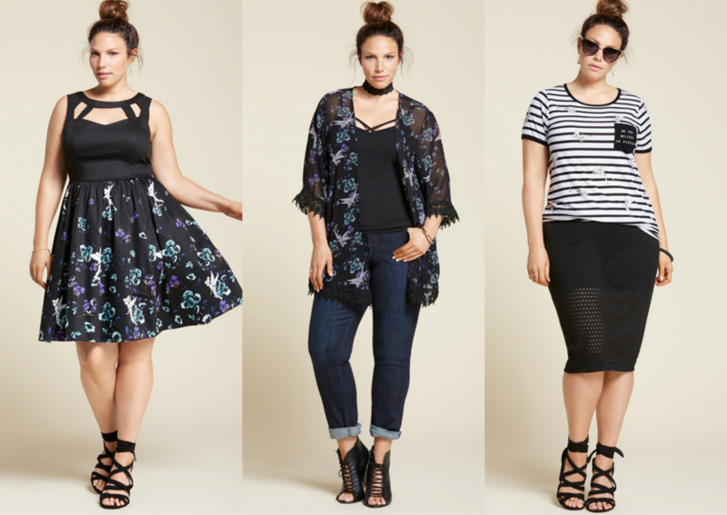 Torrid just released a Tinkerbell collection and it is cute AF