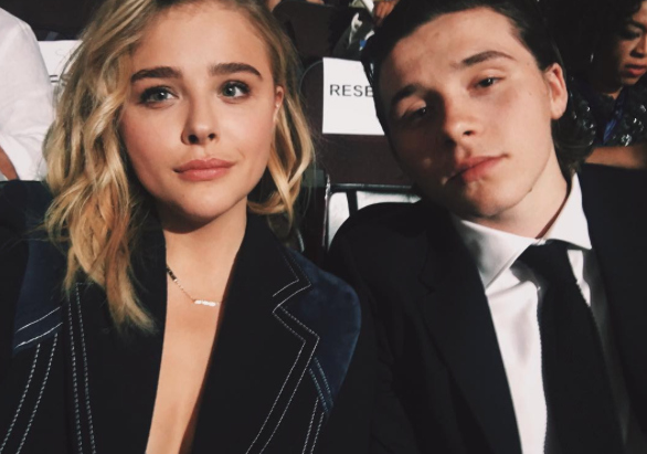 Chloë Moretz shares the one annoying thing about dating Brooklyn Beckham