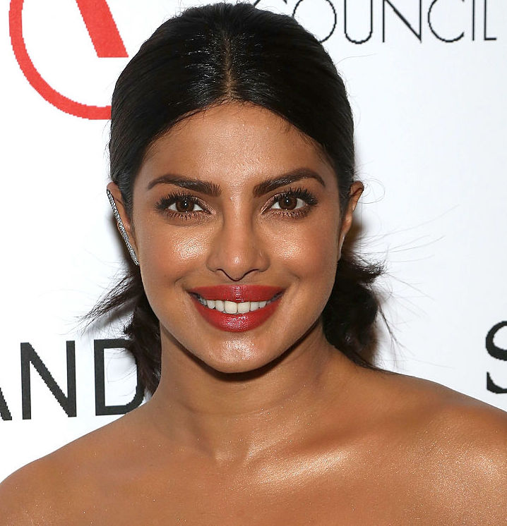 "Priyanka Chopra looks like a boho Belle from ""Beauty and the Beast"""