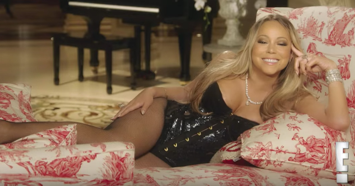 Mariah Carey's new show looks like it might be the best reality TV show of all time