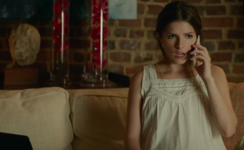 You need to watch pregnant Anna Kendrick bickering with John Krasinski in their new movie