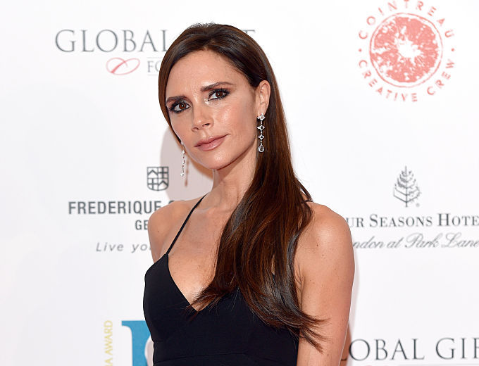 Victoria Beckham's sister is basically a blonde Posh Spice
