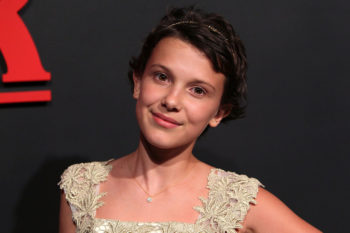 """Millie Bobby Brown from """"Stranger Things"""" has a killer right hook, and she makes us want to punch stuff"""