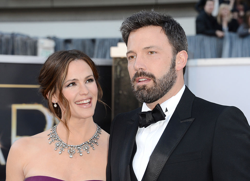 Jennifer Garner clears up the rumors about her and Ben Affleck in a super classy way