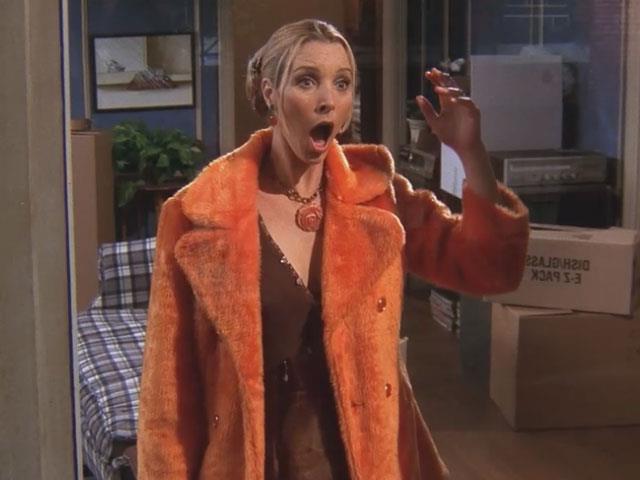 "Turns out that Phoebe Buffay was supposed to have a VERY different ending on ""Friends"""