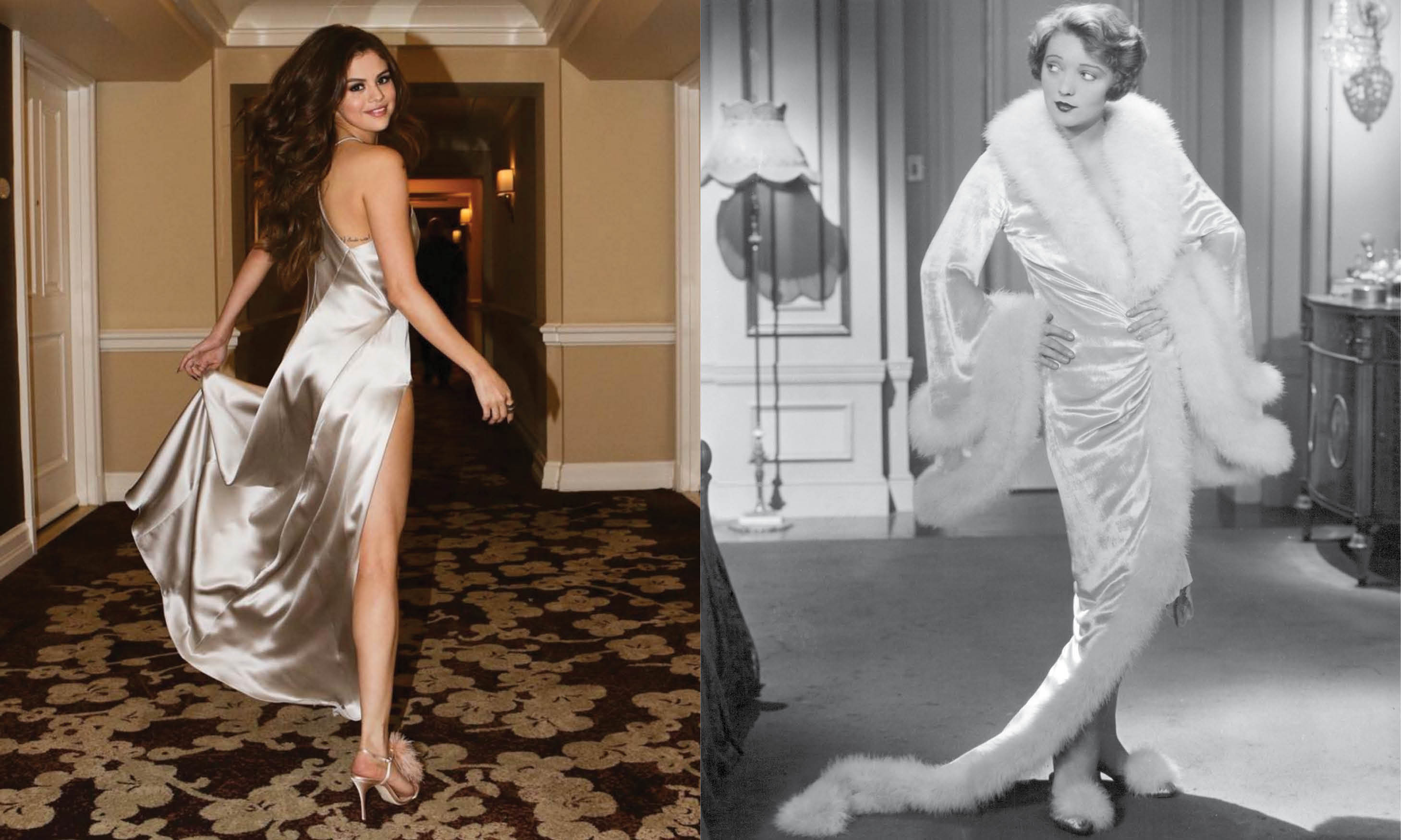 Selena gomez instagram silver screen collection getty images