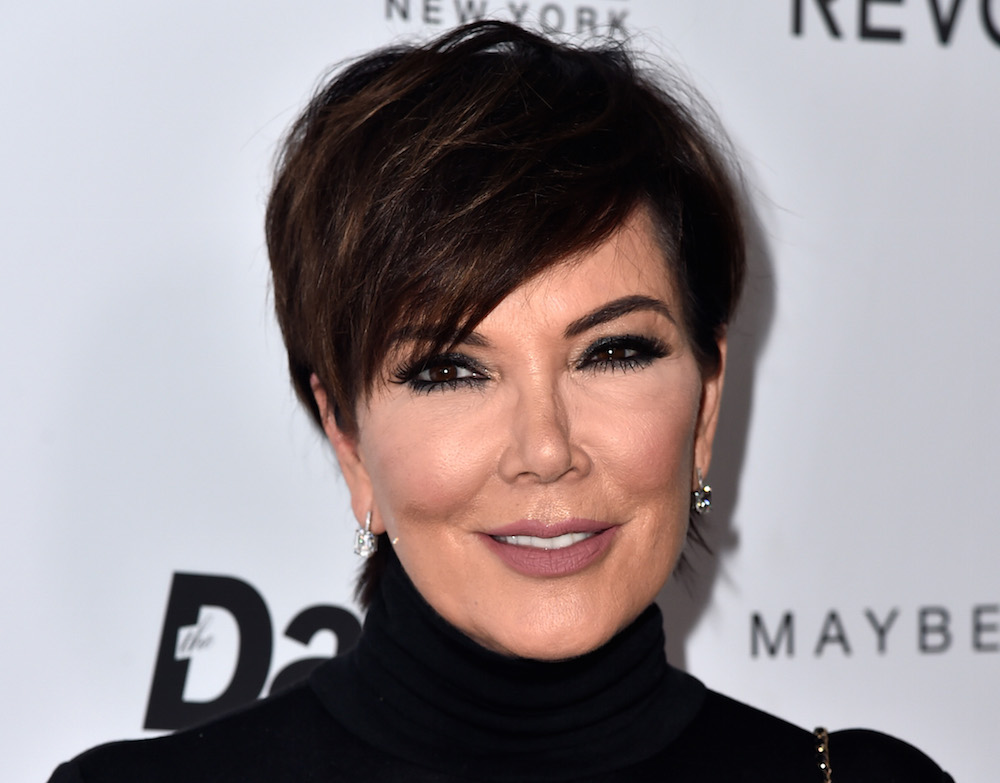 Kris Jenner's dedicated purse closet is #accessorygoals at its finest