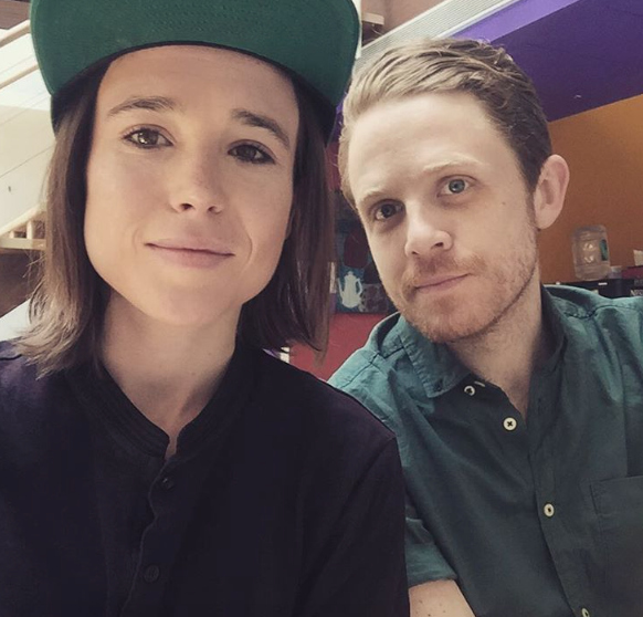 Ellen Page just announced Season 2 of 'Gaycation,' and the trailer is *so* chilling, and so important