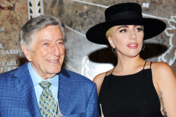 Lady Gaga and Tony Bennett are giving us all the #friendshipgoals