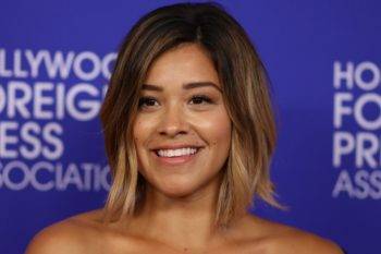 Gina Rodriguez on the cover of Latina is our accessory goals for fall