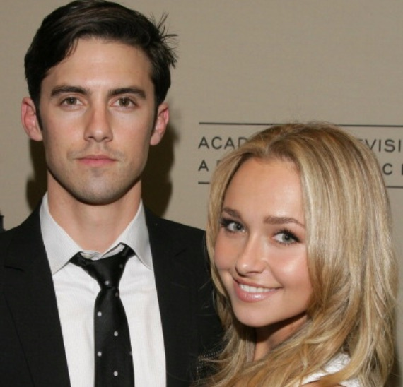 Never forget when Milo Ventimiglia and Hayden Panettiere were a couple