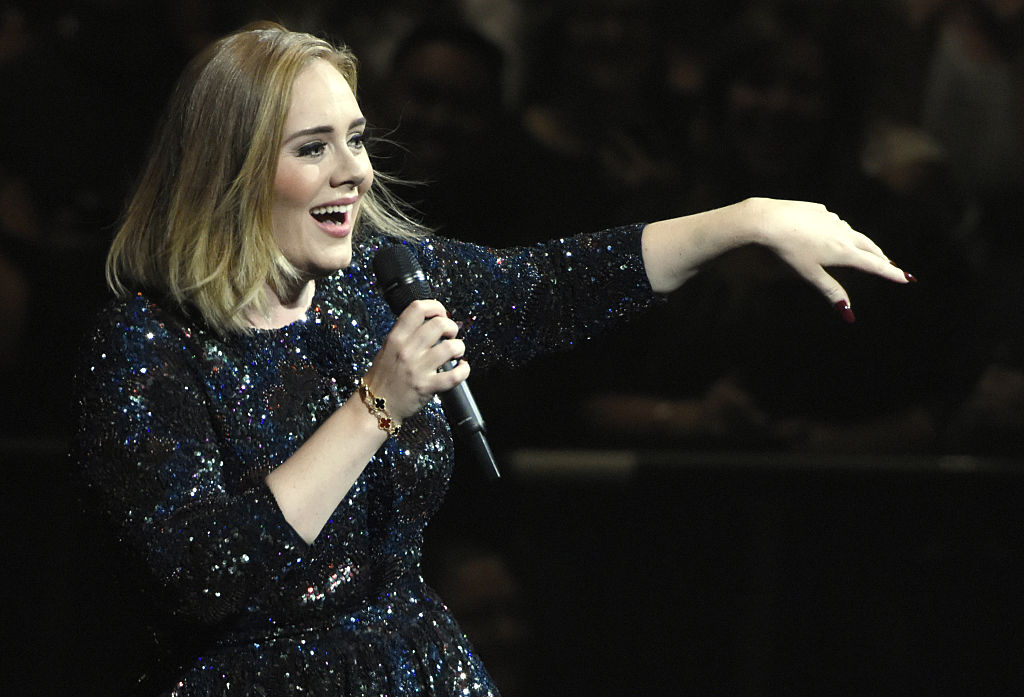 Adele's credit card was declined at H&M, proving she's literally all of us