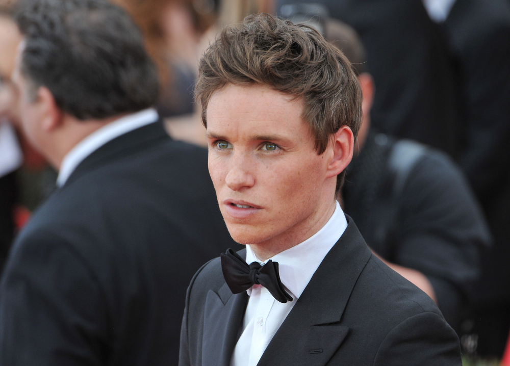 "Eddie Redmayne just told us his favorite ""Harry Potter"" film and it's perfect"