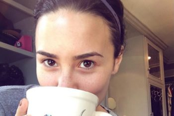 Demi Lovato just made a major hair change