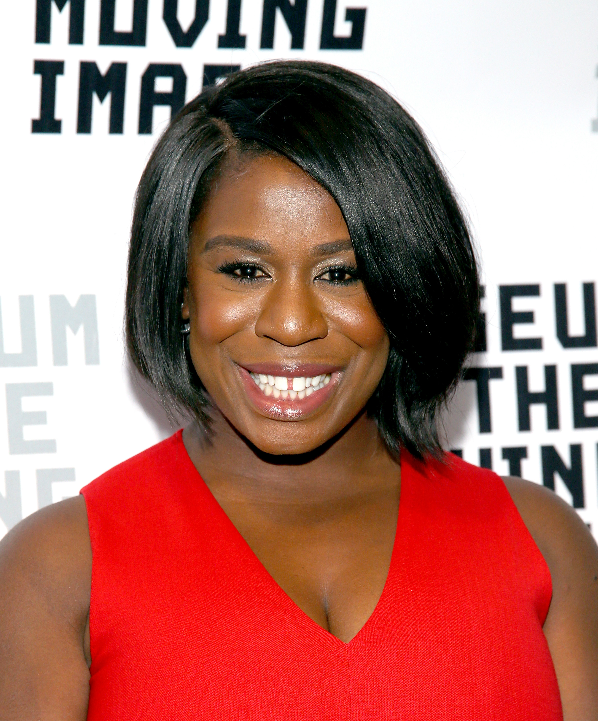Uzo Aduba's favorite book is so awesome she's on her third read!