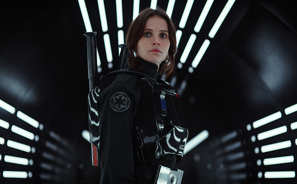 """A new """"Rogue One"""" trailer is coming and we couldn't be more excited for more sci-fi girl power!"""
