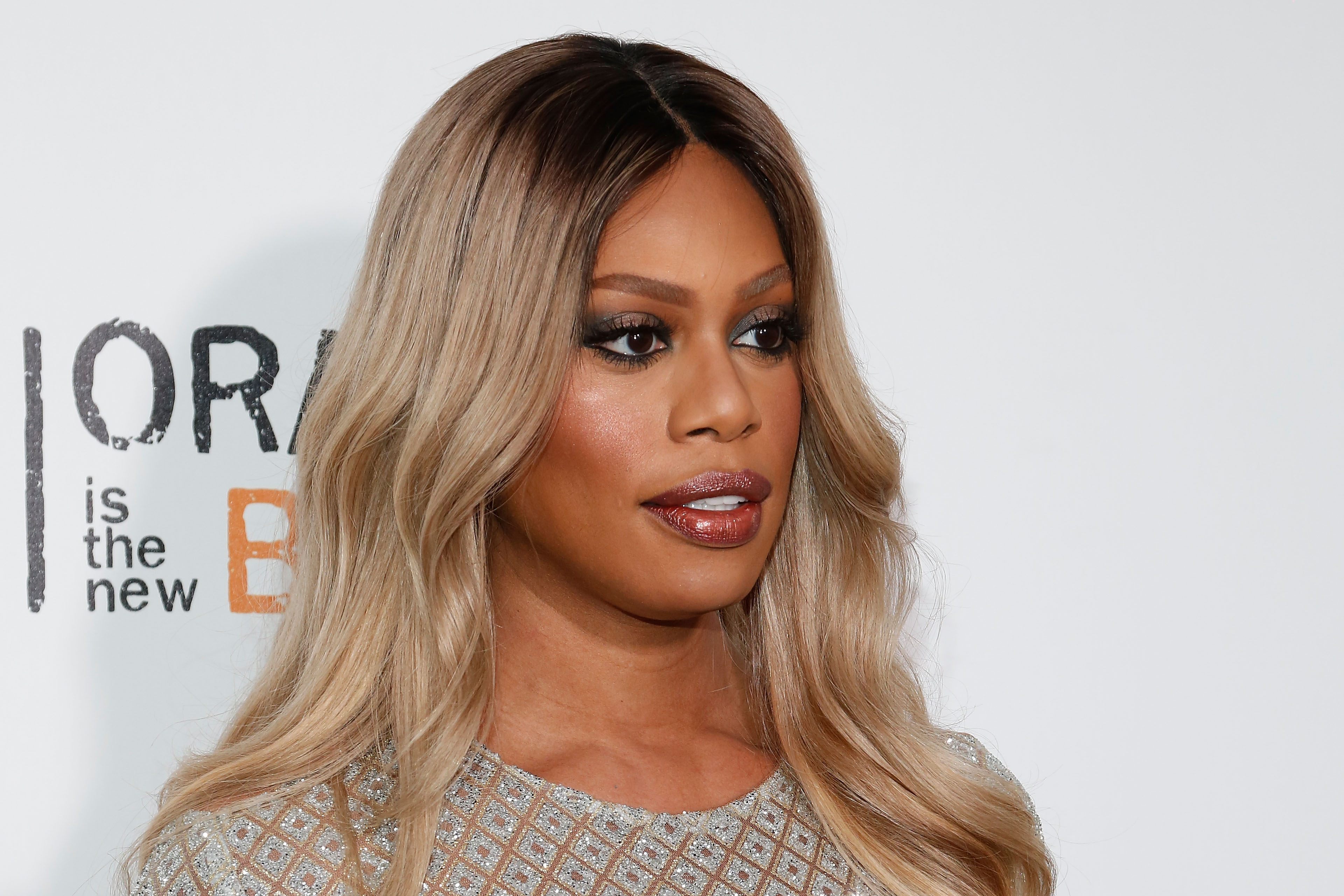 Laverne Cox posted this brilliant body-positive selfie on Instagram